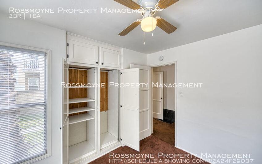1828 Scott Rd Burbank Bedroom