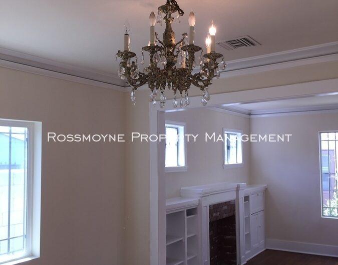 5071 Romaine St Fireplace
