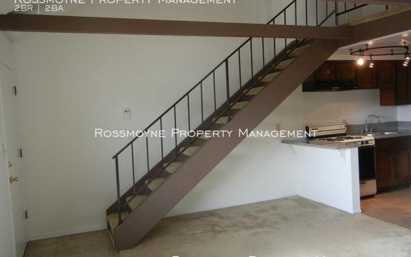 2431.5 Florencita Ave Staircase